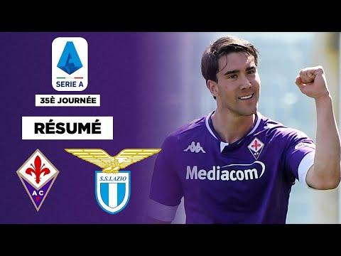 Résumé : La Fiorentina crée la sensation contre la Lazio avec un Vlahovic en feu !