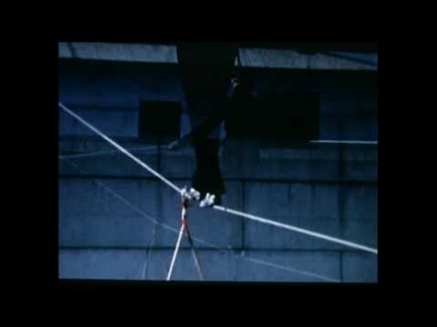 5 videos of Philippe Petit walking on wire | TED Blog
