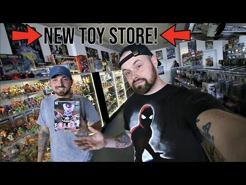 TOY HUNTING AT TOY HUNTERS STORE  NEW MARVEL LEGENDS, HOT TOYS, STAR WARS BLACK SERIES!!