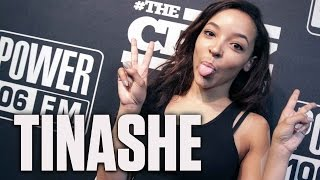 Tinashe Sings Verse Off New Track Player Featuring Chris Brown