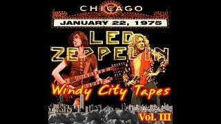 Download LED ZEPPELIN CHICAGO 1975/01/22 MP3 song and Music Video