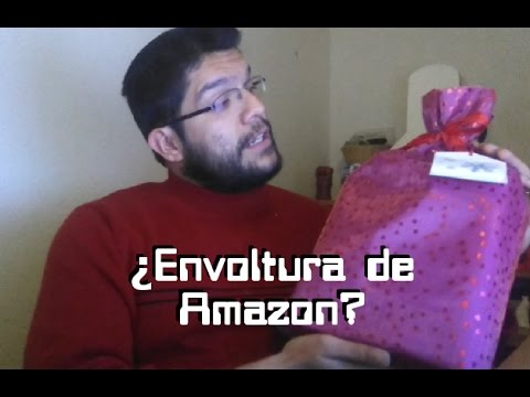 C mo son las envolturas de regalo de amazon youtube - Envolturas de regalos ...