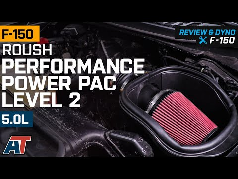 2015-2017 F150 5.0L Roush Performance Power Pac - Level 2 Review & Dyno