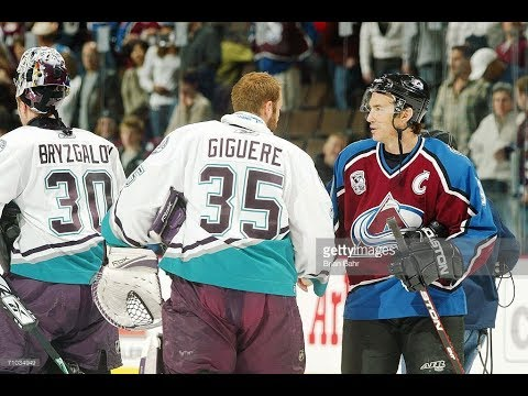 Highlights Mighty Ducks of Anaheim - Colorado Avalanche NHL Playoffs 2006
