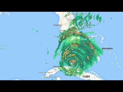 Hurricane IRMA Live Coverage! Making Landfall INCREASING TO CAT 5