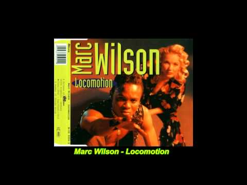 Marc Wilson - Locomotion (Extended Version)