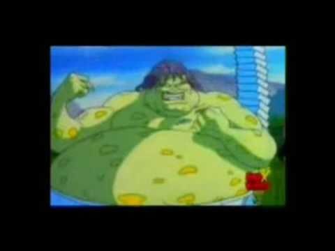 Fat X Men 121