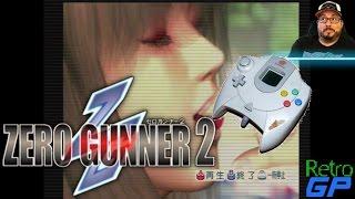 ZERO GUNNER 2 on the SEGA Dreamcast - 4 in 1 Shooter Pack - Retro GP