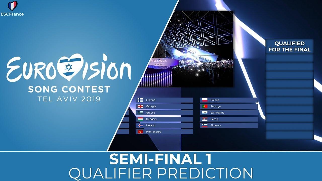 Eurovision Semi Final 1