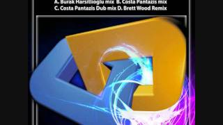 Burak Harsitlioglu - Zhayedan   brett wood remix