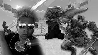 [Live] MINECRAFT PE - The Legend of Zelda: Dungeons of Doom - [01]