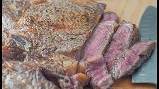 How to Cook Juicy Rib Eye Steak Using a Frying Pan