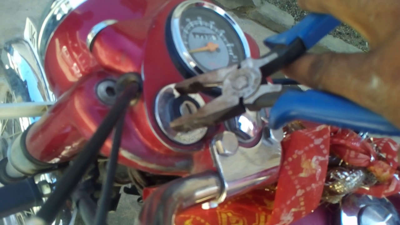 royal enfield wiring problem how to solve [ 1280 x 720 Pixel ]