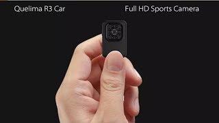 Quelima R3 Car WiFi Mini DVR Full HD Camera из Gearbest. ZTD#289