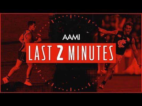 Must-watch Tassie thriller | Hawthorn v Carlton AAMI Last Two Minutes | Round 6, 2019 | AFL
