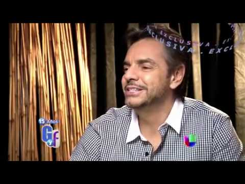 Eugenio Derbez el matrimonio con Victoria Ruffo