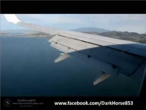 Virgin Flight VA 1528, From Sydney To Hobart, Tasmania 14th May 2013