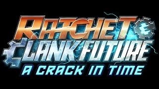 Ratchet and Clank A Crack in Time The Movie (Alle Zwischensequenzen) German/Deutsch