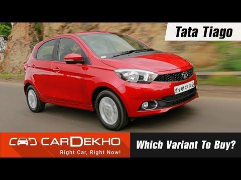 Tata Tiago - Which Variant To Buy? | CarDekho.com