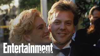 Kiefer Sutherland: Julia Roberts 'Had The Courage' To End Our Engagement | Entertainment Weekly