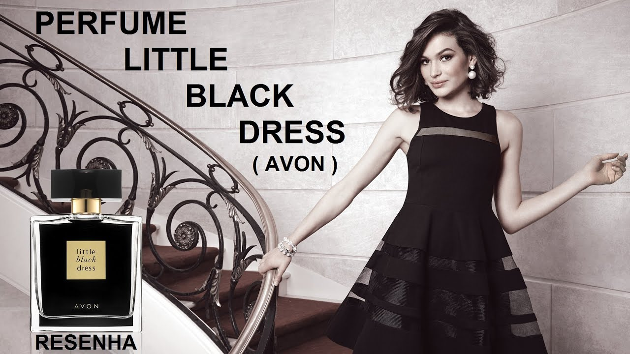 Avon black dress 5 in 1