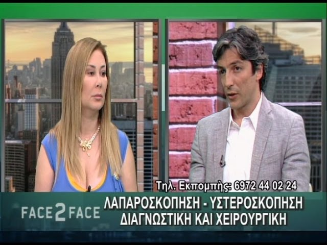 FACE TO FACE TV SHOW 205