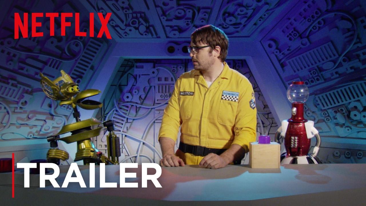 Mystery Science Theater 3000 | New Season Trailer