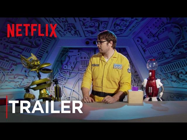 Mystery Science Theater 3000   New Season Trailer [HD]   Netflix