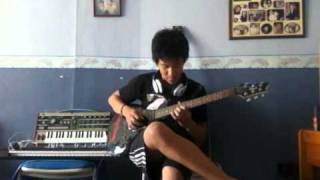 Kau Milikku-Easy Tiger cover by Sonrus Abigael