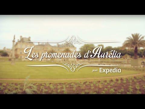 Les Promenades d'Aurélia - Episode 11 : Autour du Jardin du Luxembourg