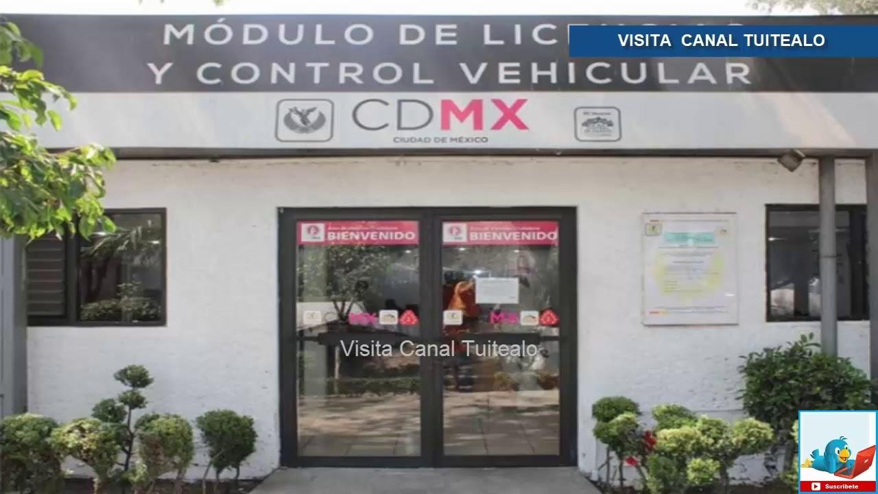 Cierran Módulos De Control Vehicular En La Cdmx Video