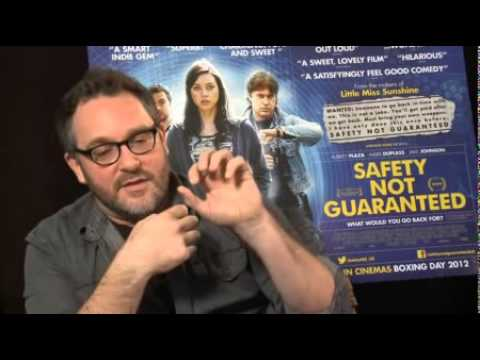 Colin Trevorrow on Safety Not Guaranteed / Flight of the Navigator