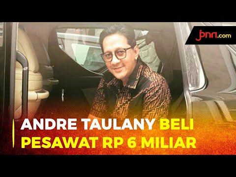 Andre Taulany Beli Pesawat Milik YouTuber Vincent Raditya Di Atas Harga Normal