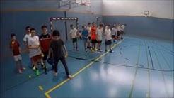 Glcksstaffel- Sportunterricht