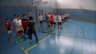 Glücksstaffel- Sportunterricht