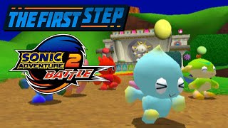 The First Step - Sonic Adventure 2 Battle
