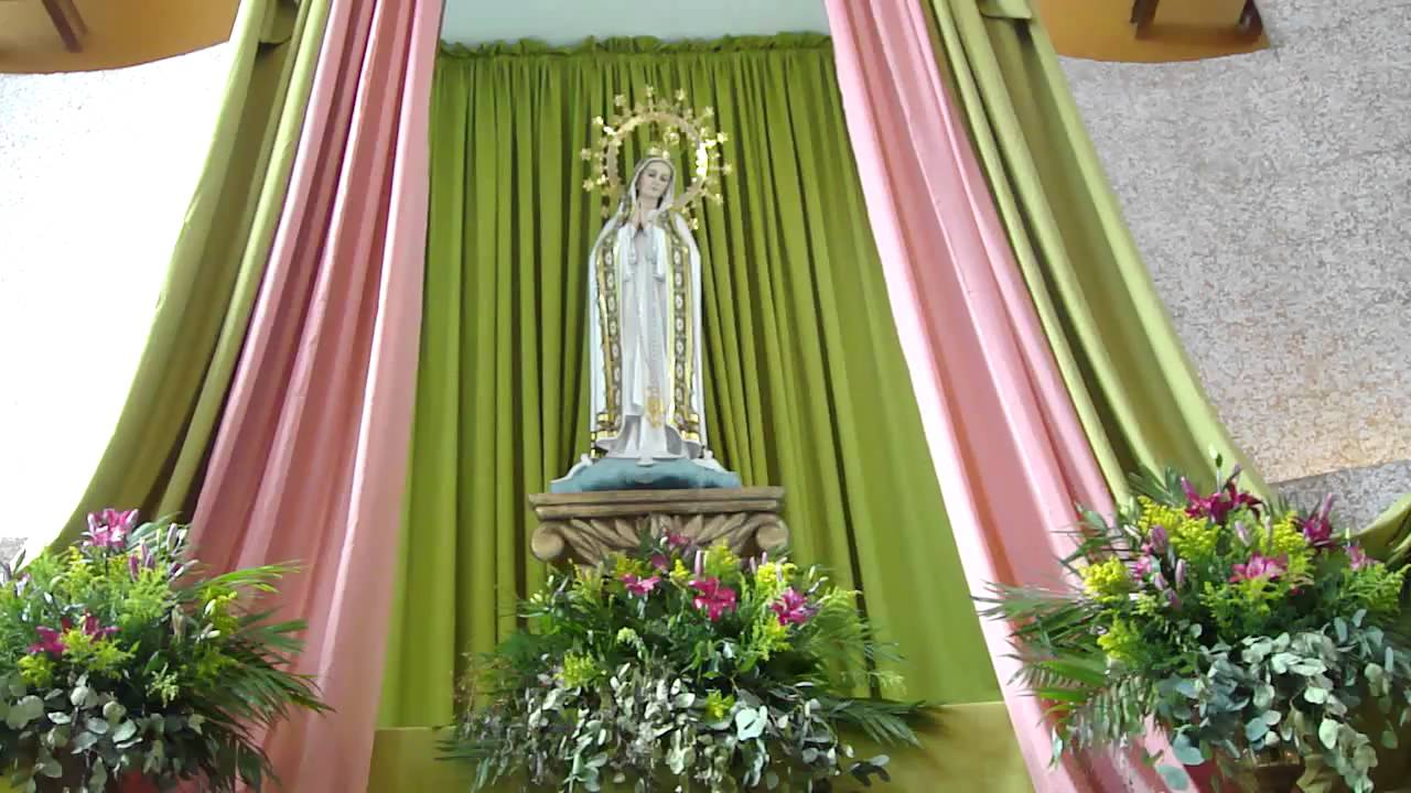 Decoracion Altar Para La Virgen ~ Virgen de Guadalupe  YouTube