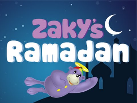 Zaky's Ramadan (DVD preview) - Islamic Cartoon