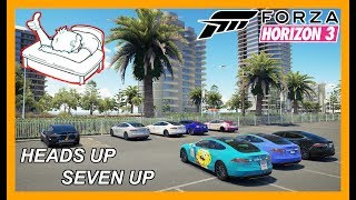Forza Horizon 3 | Heads Up Seven Up Mini Games & More