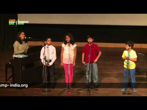 """Choir Performance / Group Singing: """"Sing A Song"""" by students of Lorraine Music Academy"""