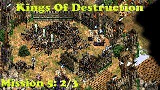 WEEWEEWEWEEWEWEWE | Age Of Empires 2 HD Kings of Destruction #8
