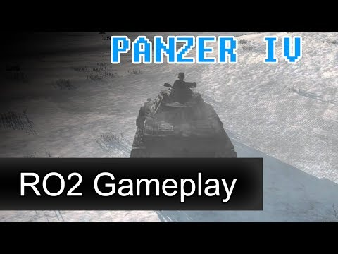 Panzer IV - Red Orchestra 2 gameplay