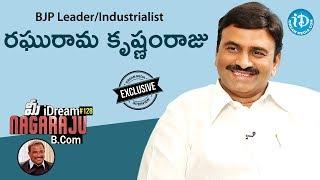 BJP Leader Kanumuru Raghu Rama Krishna Raju Interview    Talking Politics With iDream #273