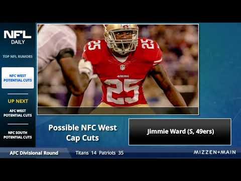 on sale 02bad 382e5 Potential NFC West Salary Cap Cuts Featuring: Richard Sherman, Kam  Chancellor, & Robert Quinn
