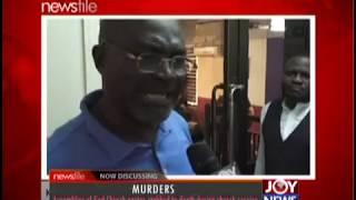 Murders - Newsfile on JoyNews (19-1-19)