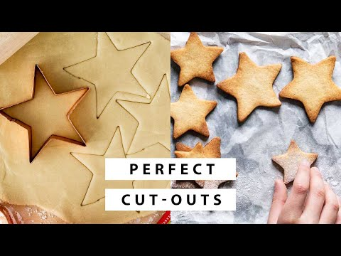 Gluten Free Sugar Cookies You Can Cut Out!