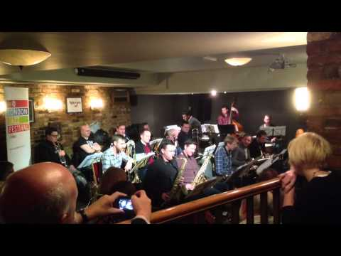 Confirmation - Mike Gorman Big Band