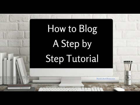 How to Blog | From Content to Keywords to SEO | Video Tutorial with Yoast and Schema [54:51]
