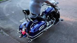 yamaha royal star tour deluxe bomber exhaust