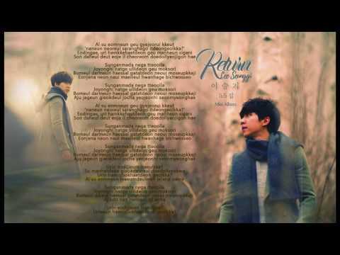 Return - Lee Seung Gi [1 Hour]